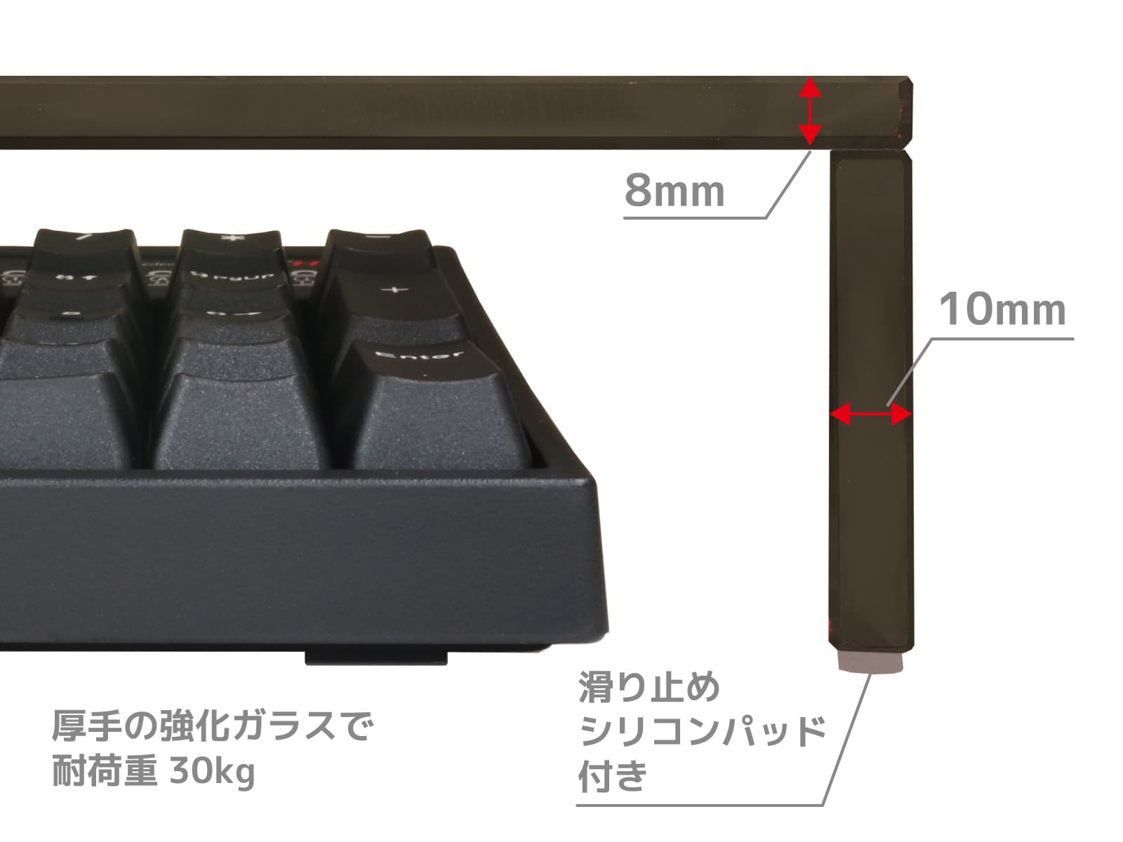 crystal stand dual 株式会社アーキサイト